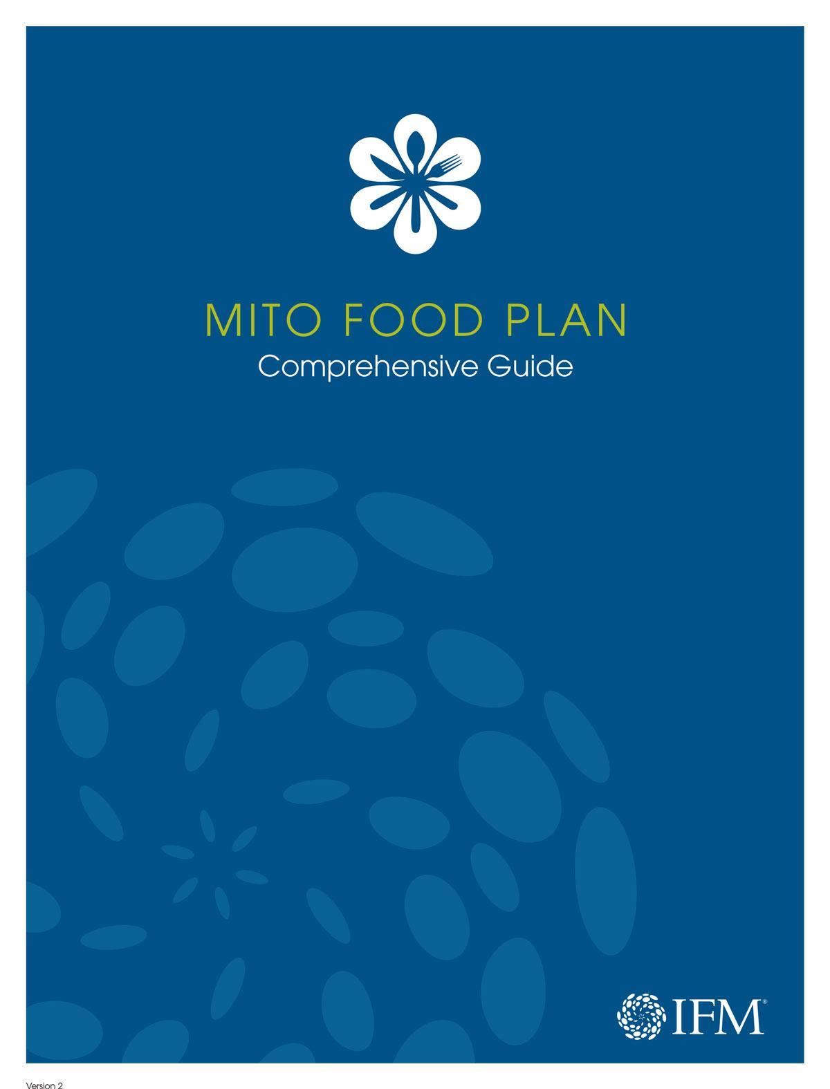 Energy Food Plan Comprehensive Guide