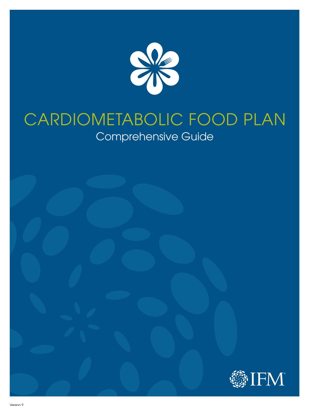 Cardiometabolic Food Plan Comprehensive Guide