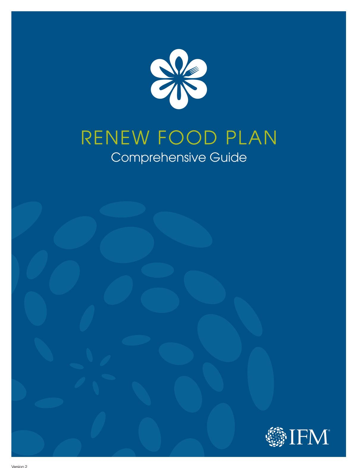 ReNew Food Plan Comprehensive Guide