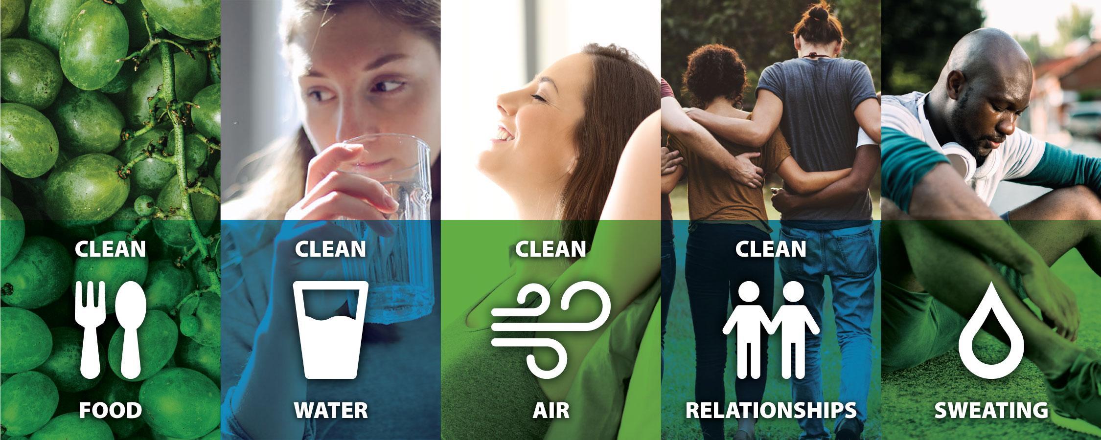 Clean Streets Clean Water Clean Air 1970 Whitman School Reader   Clean Water Air